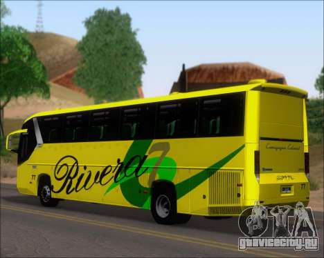 Comil Campione 3.45 Scania K420 Rivera для GTA San Andreas вид справа