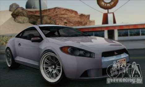 Maibatsu Penumbra 1.0 (IVF) для GTA San Andreas