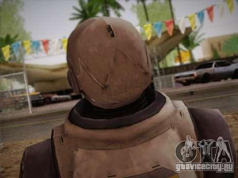 Mouser Human для GTA San Andreas третий скриншот