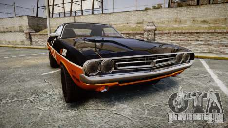 Dodge Challenger 1971 v2.2 PJ9 для GTA 4