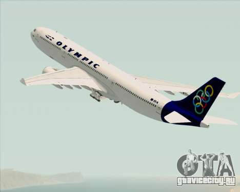 Airbus A330-300 Olympic Airlines для GTA San Andreas