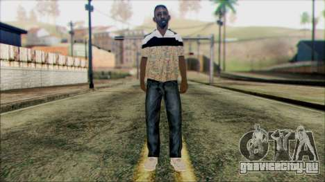 Bmost from Beta Version для GTA San Andreas