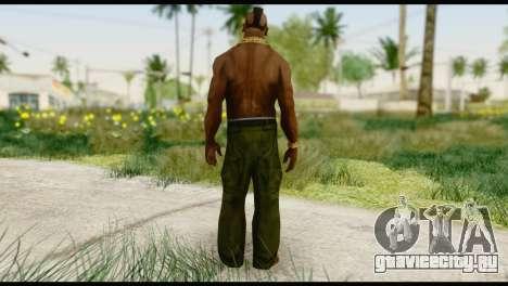 MR T Skin v1 для GTA San Andreas второй скриншот