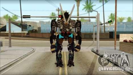 Дрифт (Transformers: Rise of the Dark Spark) для GTA San Andreas второй скриншот