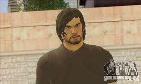Прохожий (STAFF) для GTA San Andreas третий скриншот