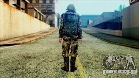 Солдат СА (WIC) для GTA San Andreas второй скриншот