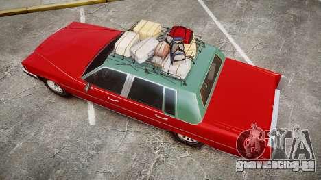 Albany Emperor Traveler для GTA 4 вид справа