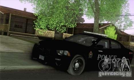 Dodge Charger ViPD 2012 для GTA San Andreas