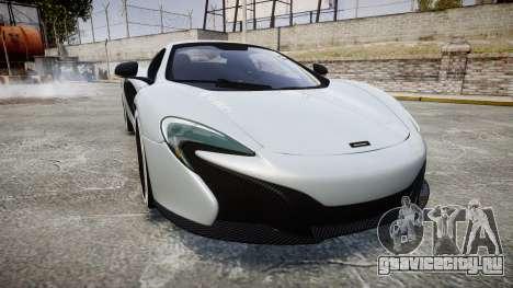 McLaren 650S Spider 2014 [EPM] KUMHO для GTA 4