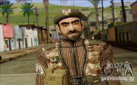 Солдат МЕК (Battlefield 2) Skin 5 для GTA San Andreas третий скриншот