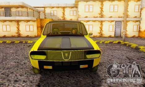 Dacia 1300 Old School для GTA San Andreas вид справа