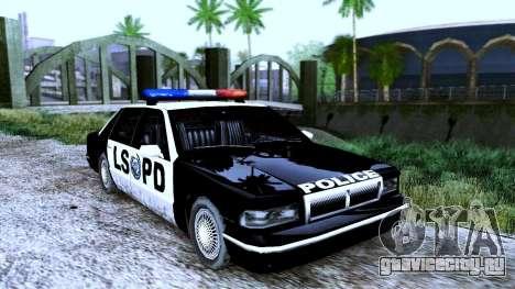 Grand ENB для Слабых ПК для GTA San Andreas второй скриншот