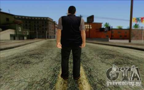 Introduction Mobster для GTA San Andreas второй скриншот