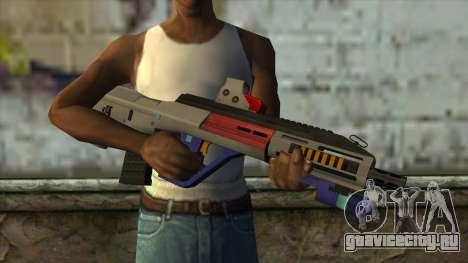 AUG A3 from PointBlank v6 для GTA San Andreas третий скриншот