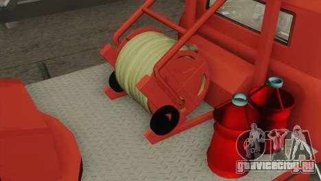 ЗиЛ 131 - АЛ30 для GTA San Andreas вид справа