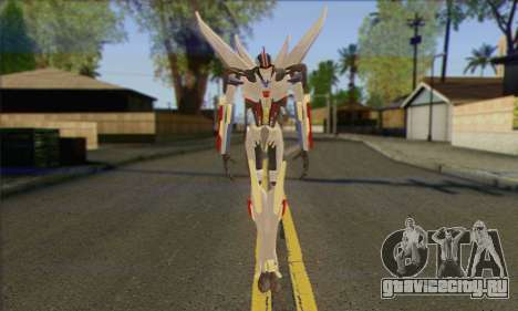Starscrim from Transformers Prime для GTA San Andreas