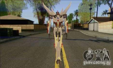 Starscrim from Transformers Prime для GTA San Andreas