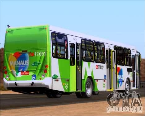 Marcopolo Torino 2007 - Volksbus 17-230 EOD для GTA San Andreas вид сбоку