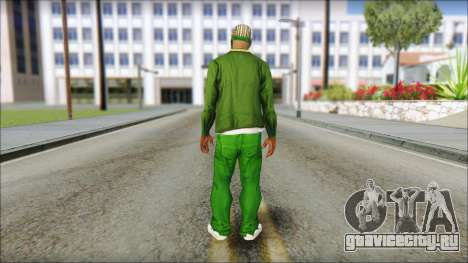 New CJ v3 для GTA San Andreas второй скриншот