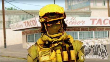 Support from BF4 для GTA San Andreas третий скриншот