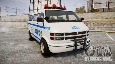 GTA V Bravado Youga LCPD для GTA 4