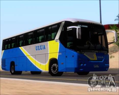 Comil Campione Ulua Scania K420 для GTA San Andreas вид изнутри