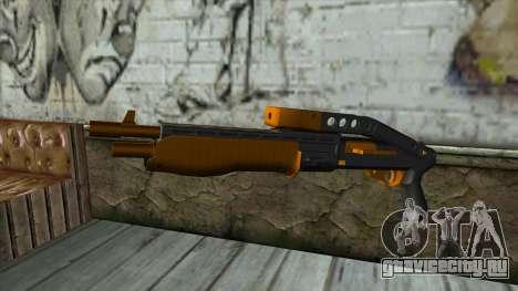 Nitro Shotgun v2 для GTA San Andreas