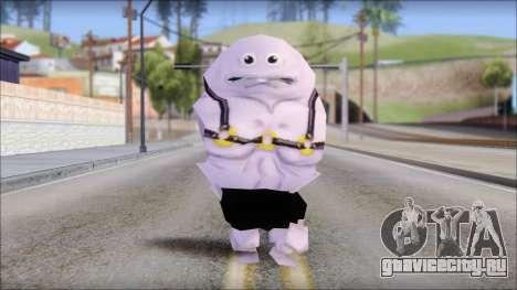 Ahguy from Sponge Bob для GTA San Andreas