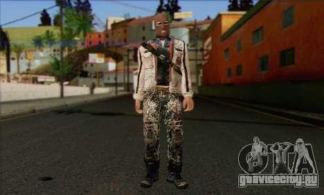 Arctic Avenger (Tactical Intervention) v2 для GTA San Andreas