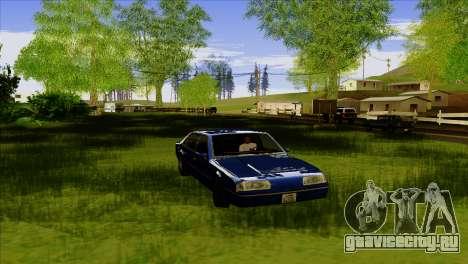 Bright ENB Series v0.1b By McSila для GTA San Andreas