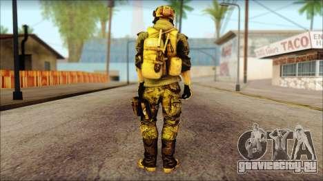 Support from BF4 для GTA San Andreas второй скриншот