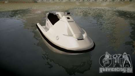 GTA V Jetski для GTA 4