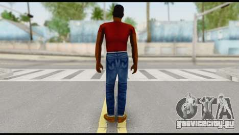 Lance no Glasses Casual для GTA San Andreas второй скриншот