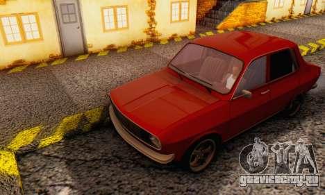 Dacia 1300 Stock 1979 для GTA San Andreas