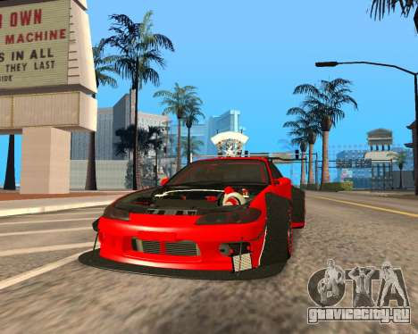 Slivia Red Planet для GTA San Andreas