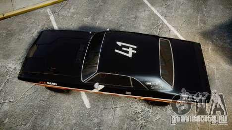 Dodge Challenger 1971 v2.2 PJ9 для GTA 4 вид справа