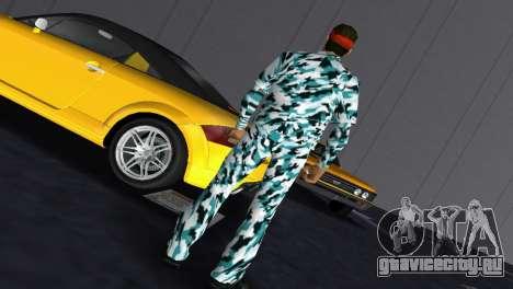 Camo Skin 10 для GTA Vice City второй скриншот