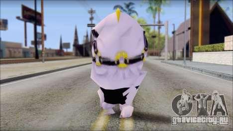 Ahguy from Sponge Bob для GTA San Andreas второй скриншот