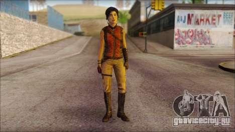 Tomb Raider Skin 5 2013 для GTA San Andreas