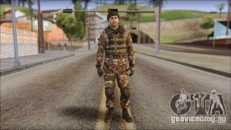 Soviet TD для GTA San Andreas