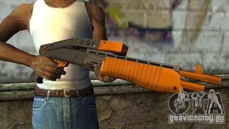 Nitro Shotgun v2 для GTA San Andreas третий скриншот