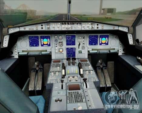 Airbus A330-300 Air Inter для GTA San Andreas колёса