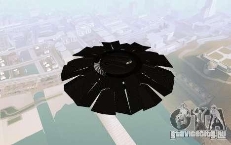 GTA 5 UFO для GTA San Andreas