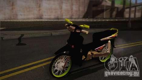 Honda Astrea для GTA San Andreas