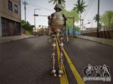 Kraang Robot для GTA San Andreas второй скриншот