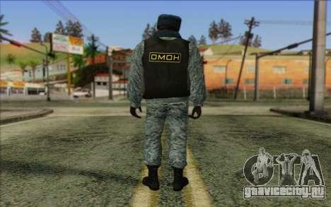 Полиция России Скин 5 для GTA San Andreas второй скриншот