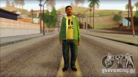 GTA 5 Ped 11 для GTA San Andreas