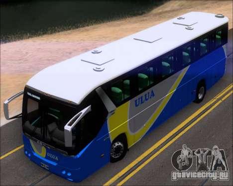 Comil Campione Ulua Scania K420 для GTA San Andreas вид сзади