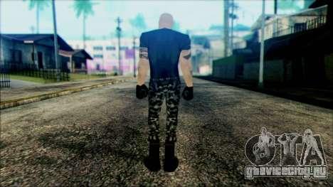 Manhunt Ped 13 для GTA San Andreas второй скриншот