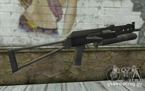 ПП-19 Бизон (Battlefield 2) для GTA San Andreas второй скриншот